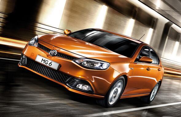 2014款上汽MG6上市 售12.48萬19.28萬元