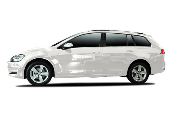 进口大众高尔夫2014款 golf variant [高尔夫 旅行车] 1.4tsi 双离合