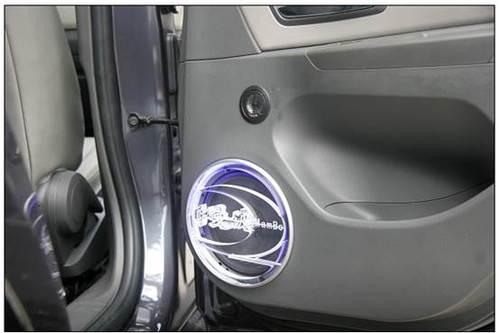 汽车大灯电容接线图解